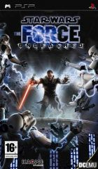 Обложка игры Star Wars: The Force Unleashed